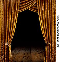 Golden stage
