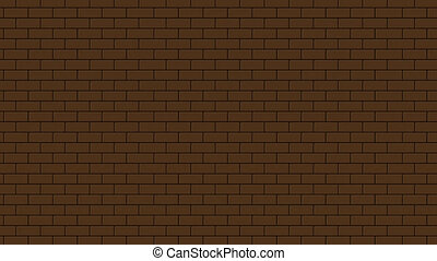 Footage motion brick wall background texture - Footage...
