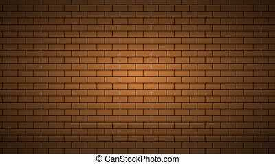 Footage motion brickwall background texture 4K animation -...