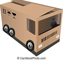 logistic - Logistic or example of packing design for a...