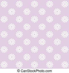 floral pattern, vintage background - Lilac floral pattern,...