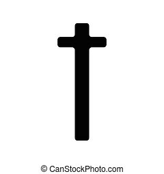 Christian cross Jesus. Sign symbol religion. Christianity....
