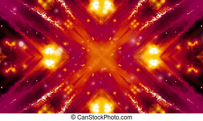 Electric beams VJ Loop - Animated background Electric beams...