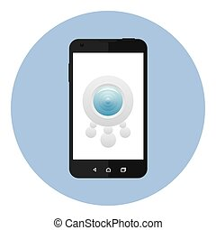 Mobile Security Camera - Mobile Phone With Security Camera...