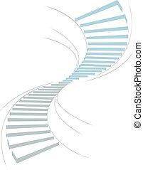 Stair in sky1