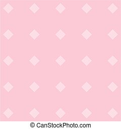 Pink colorful pattern with geometric design. Vector.