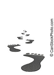 Carbon Footprints - Carbon footprints heading into the...
