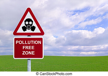 Pollution Free Zone