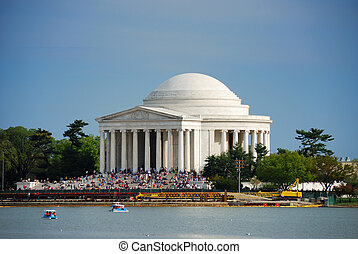 Jefferson national memorial, Washington DC