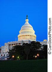 US Capitol closeup, Washington DC