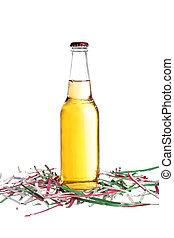 Cinco De Mayo Beers - Unlabeled beers or cervesa with Cinco...