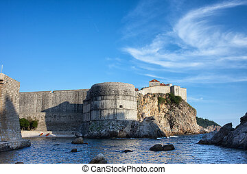Old Town Fortification of Dubrovnik - Old Town fortification...