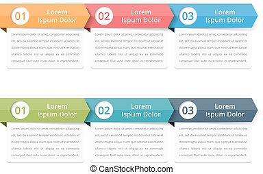 Flow Chart - Flow chart template, infographics design...