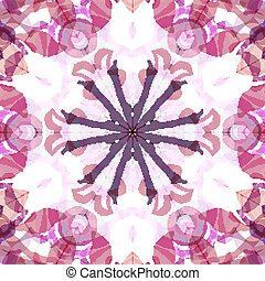 Vector seamless pattern background
