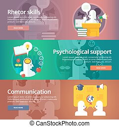 Orator skills Psychological support Art of speaking People...
