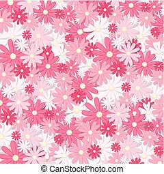 Cherry plum greeting cards. Pink beautiful background