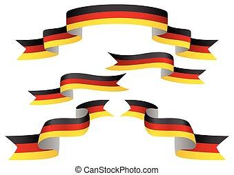 Germany Flag Banner