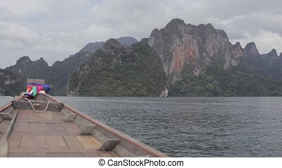 Khao Sok National Park Boat Ride