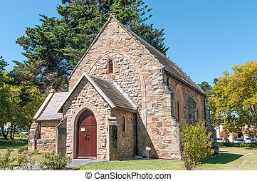 St Georges Anglican Church in Knysna - The historic St...