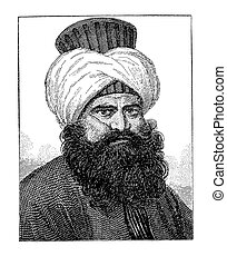 Murad Bei,  engraving middle ' 800