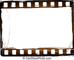 Great film strip for textures and backgrounds frame -with...