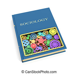 The concept of the book on sociology of shesternyamy3D...