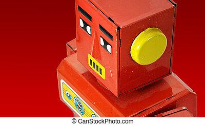 玩具, 機器人