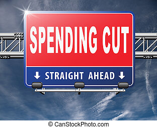 Spending cut lower budgets
