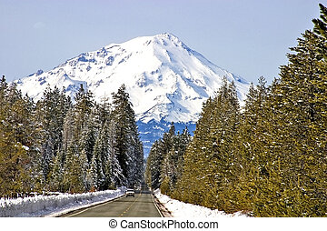 Mt. Shasta, California #1 - Mount Shasta, California