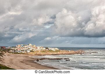 View of Buffelsbaai
