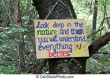 Message of Nature 2