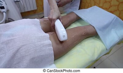 Laser Leg Epilation in HD