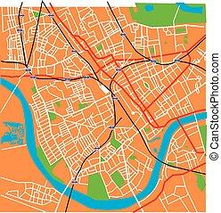 Fulham Map, Pumpkin