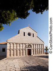 Old Stone Cathedral - An old stone cathedral on the Island...