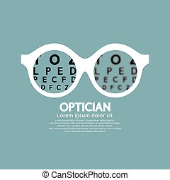 Optician, Vision Of Eyesight. - Optician, Vision Of Eyesight...