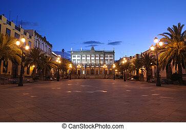 Town Hall in Las Palmas de Gran Canaria
