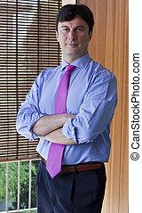 Manager Portrait