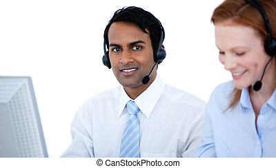 Ambitious customer service agents