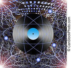 Atomic - LP Record