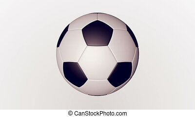 quot;Spinning Soccer Ball Animation Wipequot; - Wipes...