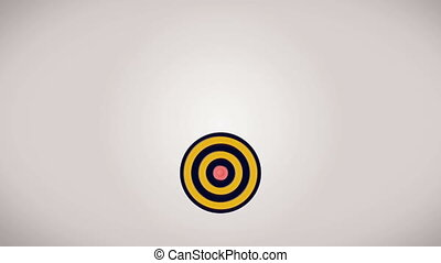quot;Hitting the targetquot; - Various weapons hitting...