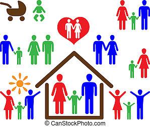 family 2 - family icon