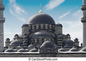 New Mosque (Yeni Cami), Istanbul - New Mosque (Yeni Cami) in...