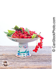 Red-current berries