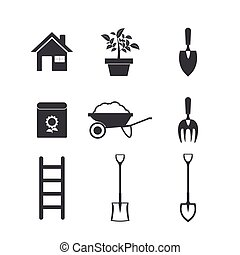 Home and Gardening tools