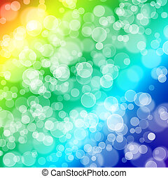 creative abstract Magical Lights digital background -...