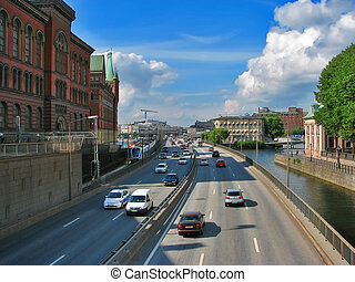 Transportation in Stockholm  - Transportation in Stockholm