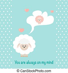 In love Sheep.