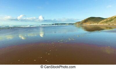 Praia Vale Figueiras in Portugal