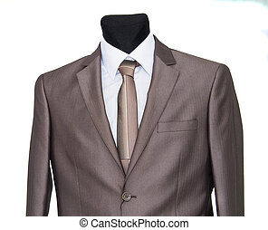 men's business suit
